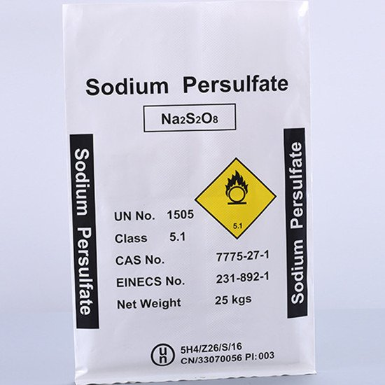 Sodium persulfate CAS 7775-27-1